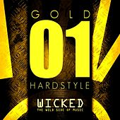 Wicked Hardstyle Gold 01 von Various Artists