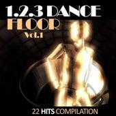 1,2,3 Dance Floor, Vol.1 by Various Artists