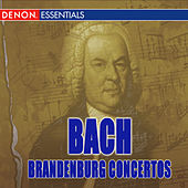 J. S. Bach: Brandenburg Concertos by Philharmonia Slavonica