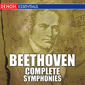 Beethoven: Complete Symphonies and Coriolan, Egmont, Fidelio, King Stephen, Ruins of Athens Overtures by Various Artists