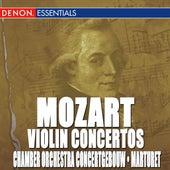 Mozart: Violin Concertos Nos. 1-5 & Rondos for Violin by Various Artists