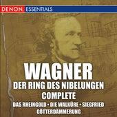 Wagner: Der Ring des Nibelungen by Grosses Symphonieorchster