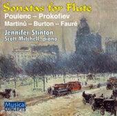 Sonatas for Flute by Jennifer Stinton