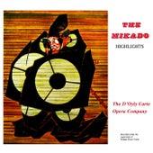 The Mikado Highlights by The D'Oyly Carte Opera Company
