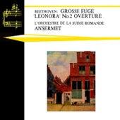 Beethoven Grosse Fuge de Ernest Ansermet