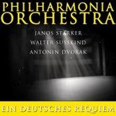 Dvorak: Cello Concerto fra Janos Starker