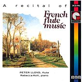A Recital of French Flute Music by Peter Lloyd