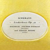 Schumann Liederkreis von Dietrich Fischer-Dieskau