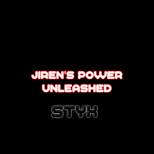 Jiren's Power Unleashed by Styx