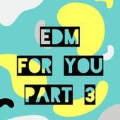 EDM For You, Pt. 3 van Various