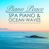 Spa Piano & Ocean Waves by Piano Peace