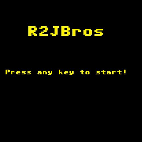 Press Any Key to Start! (Instrumental) by R2JBros
