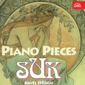 Suk: Piano Pieces by Pavel Štěpán