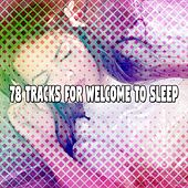 78 Tracks For Welcome To Sleep de White Noise Babies