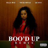 Boo'd Up (Remix) by Ella Mai, Nicki Minaj & Quavo