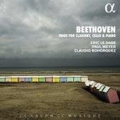 Beethoven: Trios for Clarinet, Cello & Piano von Éric Le Sage