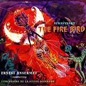 Stravinsky: The Fire Bird de Ernest Ansermet