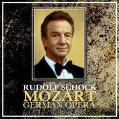 Rudolf Schock Mozart German Opera von Rudolf Schock