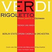 Verdi: Rigoletto Highlights von Robert Heger