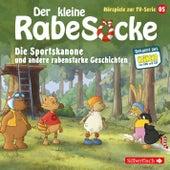 Hörspiele zur TV Serie 5: Die Sportskanone, Der Honigmond, Der sprechende Busch von Der Kleine Rabe Socke