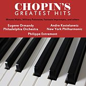 Chopin's Greatest Hits de Various Artists