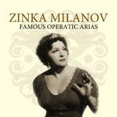 Famous Operatic Arias von Zinka Milanov