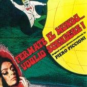 Fermate il mondo… voglio scendere! (Official motion picture soundtrack) by Piero Piccioni
