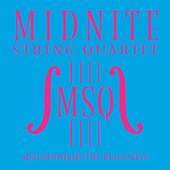 MSQ Performs The Black Keys de Midnite String Quartet