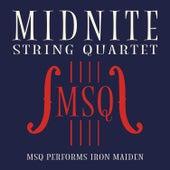MSQ Performs Iron Maiden de Midnite String Quartet