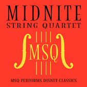 MSQ Performs Disney Classics de Midnite String Quartet