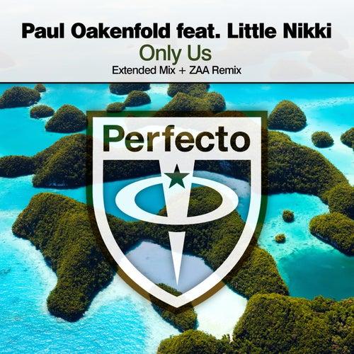 Only Us by Paul Oakenfold
