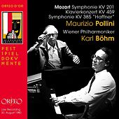 Mozart: Symphonies Nos. 29 & 35 and Piano Concerto No. 19 (Live) de Various Artists