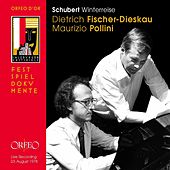 Schubert: Winterreise, Op. 89, D. 911 (Live) von Dietrich Fischer-Dieskau