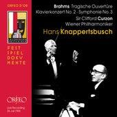 Brahms: Tragic Overture, Piano Concerto No. 2 & Symphony No. 3 (Live) von Various Artists