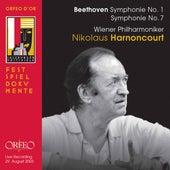 Beethoven: Symphonies Nos. 1 & 7 (Live) de Wiener Philharmoniker