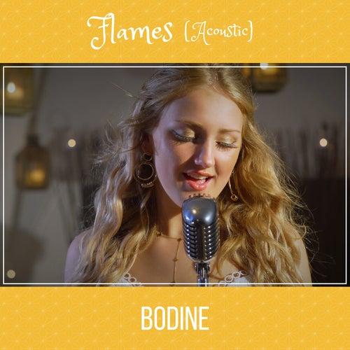 Flames (Acoustic) di Bodine