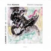 Electric Language by Wiek Hijmans