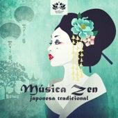 Música Zen japonesa tradicional (Sonido oriental relajante, Terapia de curación de Koto, Meditación de Chakra tibetano, Retiro espiritual) de Meditación Música Ambiente