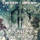 Destroid 7 Bounce (VIP) / Destroid 10 Funk Hole (VIP) by Excision
