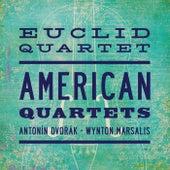 American Quartets: Antonin Dvořák & Wynton Marsalis von Euclid Quartet