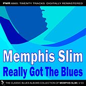 Really Got The Blues by Memphis Slim