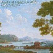 Duets at Harp, KV. 496 di Sayura Takoshima