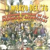 El eterno retorno de los pedofilos setentistas by Marzo Del `76
