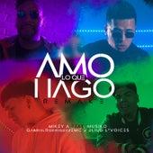 Amo Lo Que Hago (Remake) de Mikey A