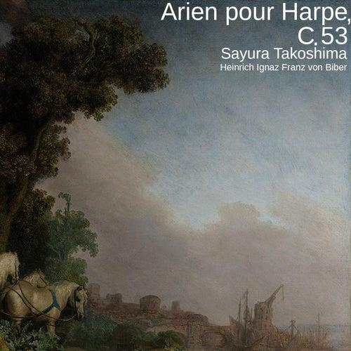 Arien pour Harpe, C. 53 de Sayura Takoshima