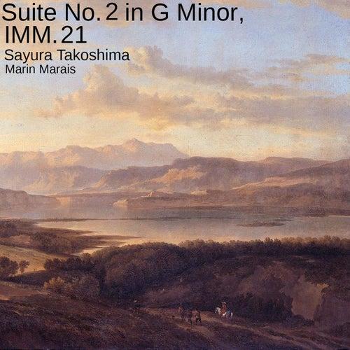 Suite No. 2 in G Minor, IMM. 21 de Sayura Takoshima