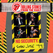 From The Vault: No Security - San Jose 1999 (Live) by The Rolling Stones