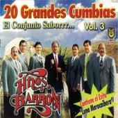 20 Grandes Cumbias, vol. 3 de Los Hermanos Barrón