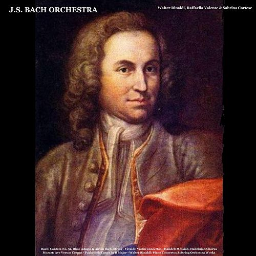 Bach: Cantata No. 51, Oboe Adagio & Air on the G String - Vivaldi: Violin Concertos - Handel: Messiah, Hallelujah Chorus - Mozart: Ave Verum Corpus - Pachelbel: Canon in D Major - Walter Rinaldi: Piano Concertos & String Orchestra Works by Johann Sebastian Bach