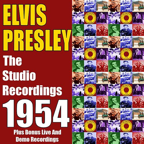The Studio Recordings 1954 de Elvis Presley